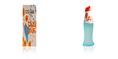 Moschino CHEAP & CHIC I LOVE LOVE edt zerstäuber 100 ml