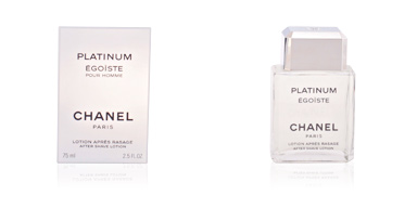 Chanel EGOISTE PLATINUM after shave flacon 75 ml