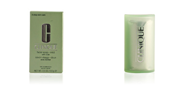FACIAL SOAP mild with dish 100 gr Clinique