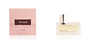 Prada PRADA AMBER eau de parfum vaporizzatore 30 ml