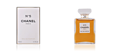 Chanel Nº 5 edp flacon 50 ml