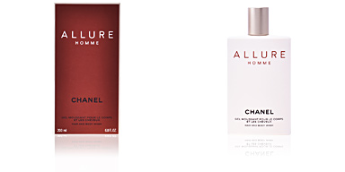 Gel de baño ALLURE HOMME hair and body wash Chanel