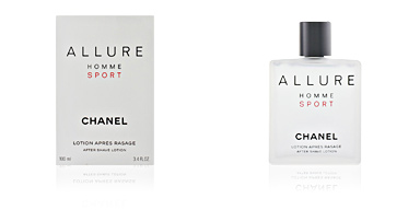 Aftershave ALLURE HOMME SPORT lotion après-rasage Chanel