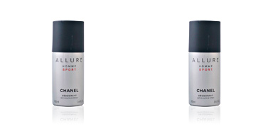 ALLURE HOMME SPORT deodorant spray Chanel
