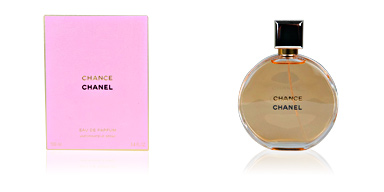 CHANCE eau de parfum vaporizador 100 ml Chanel
