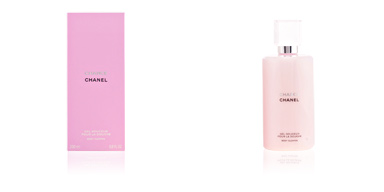 Shower gel CHANCE body cleanse Chanel
