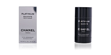 ÉGOÏSTE PLATINUM deo stick 75 ml Chanel