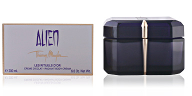 Body moisturiser ALIEN radiant body cream Thierry Mugler