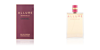 Chanel ALLURE SENSUELLE edp vaporizador 100 ml