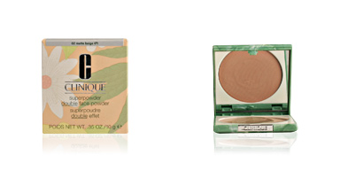 SUPERPOWDER double face #02-matte beige 10 gr Clinique