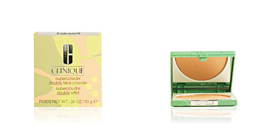 SUPERPOWDER double face #07-matte neutral 10 gr Clinique