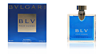BLV HOMME eau de toilette spray 100 ml Bvlgari