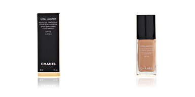 Foundation Make-up VITALUMIÈRE fluide de teint éclat SPF15 Chanel
