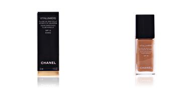 Base de maquillaje VITALUMIÈRE fluide de teint éclat SPF15 Chanel