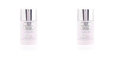 EAU SAUVAGE desodorante stick alcohol free Dior