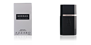 SILVER BLACK eau de toilette spray 100 ml Azzaro
