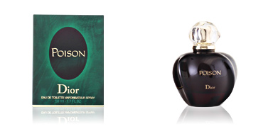 POISON eau de toilette spray Dior