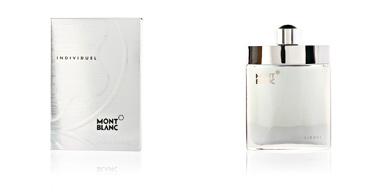 Montblanc INDIVIDUEL eau de toilette vaporizador 75 ml