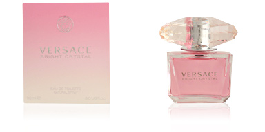 BRIGHT CRYSTAL eau de toilette spray Versace