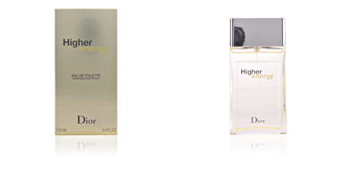 Dior HIGHER ENERGY eau de toilette vaporizzatore 100 ml