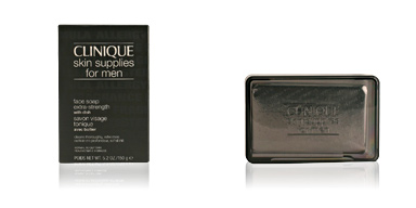 Nettoyage du visage MEN face soap extra strength Clinique