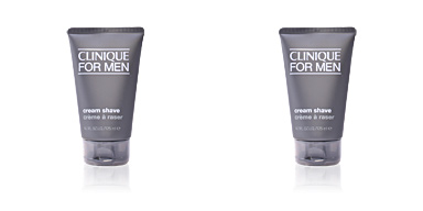 Shaving foam MEN cream shave Clinique
