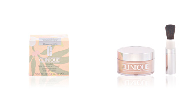 BLENDED face powder&brush Clinique