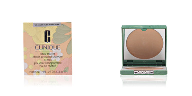 Polvo compacto STAY MATTE sheer pressed powder Clinique