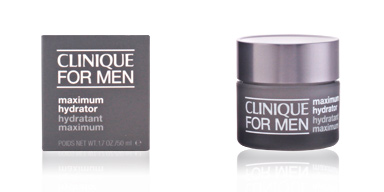 Face moisturizer MEN maximum hydrator Clinique