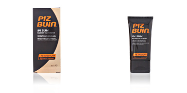 IN SUN face cream SPF15 Piz Buin
