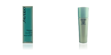 PURENESS foaming cleansing fluid 150 ml Shiseido