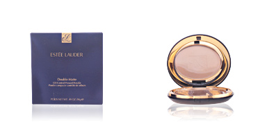 DOUBLE MATTE pressed powder #02-light-medium Estée Lauder