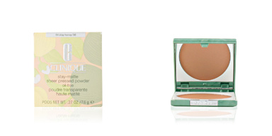 STAY MATTE SHEER powder #04-stay honey 7.6 gr Clinique