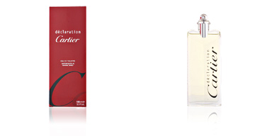 DECLARATION eau de toilette vaporizador 100 ml Cartier