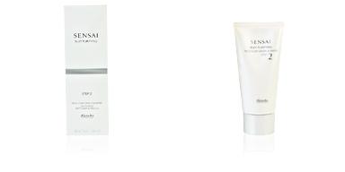Kanebo SENSAI SILKY mud soap wash & mask 125 ml