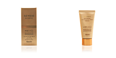 SENSAI SILKY BRONZE face cream Kanebo