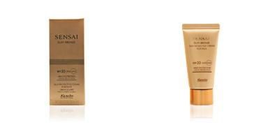 Kanebo SENSAI SILKY BRONZE face cream SPF30 50 ml