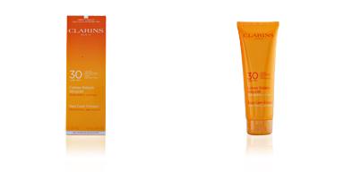 Clarins SUN crème solaire peaux sensibles SPF30 125 ml