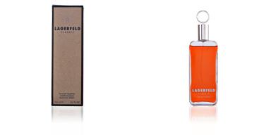 Lagerfeld LAGERFELD CLASSIC edt zerstäuber 125 ml
