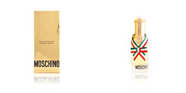Moschino MOSCHINO PERFUM edt vaporizador 25 ml