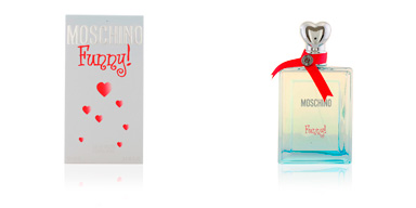 Moschino FUNNY edt vaporizador 100 ml