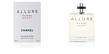 ALLURE HOMME SPORT cologne sport spray Chanel