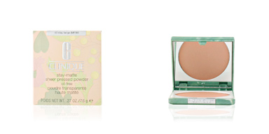 STAY MATTE SHEER powder #03-stay beige 7.6 gr Clinique