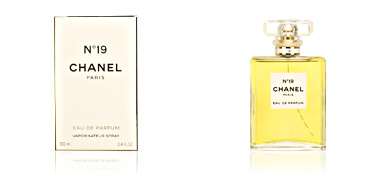 Chanel Nº 19 edp spray 100 ml