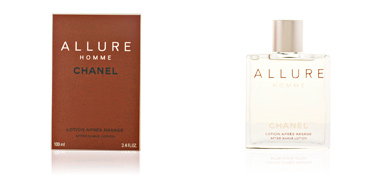 After shave ALLURE HOMME lotion après-rasage Chanel