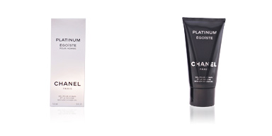 Gel de baño ÉGOÏSTE PLATINUM bath and shower gel Chanel