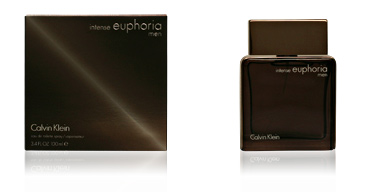 EUPHORIA MEN INTENSE eau de toilette spray Calvin Klein