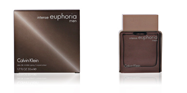Calvin Klein EUPHORIA MEN INTENSE edt vaporizador 50 ml