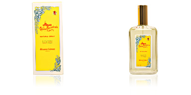 AGUA DE COLONIA concentrated eau de cologne spray refillable Alvarez Gomez