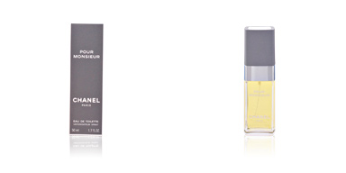 Chanel POUR MONSIEUR eau de toilette spray 50 ml